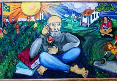 """""""No país de Paulo Freire, não podemos perder a esperança"""", diz professor em live do CFP"""